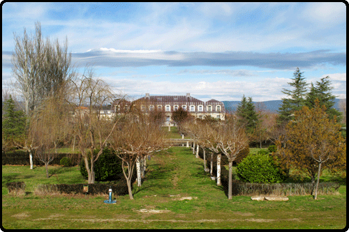 The Gardens of the Palace today