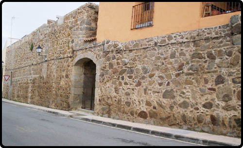 Wall of Piedrahita
