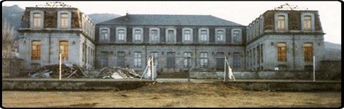 Reconstruction of the Palace of the Dukes of Alba